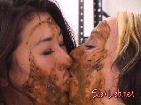 Hollywood Scat Amateurs (Roxy, Jennifer) Scat Lesbian, Play Dirty Anal [DVDRip] Scat Extreme