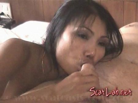 Scat Part 04 (Honey Bee) Asian Scat, Sex Scat [SD] ScatOasis