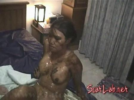 Shit Part 04 (Honey Bee) Scat, Asian [SD] Scat Extreme