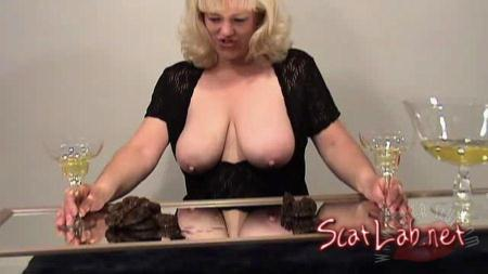 Taste Test (Carol) MILF, Booba Scat [SD] Sewer-Slut