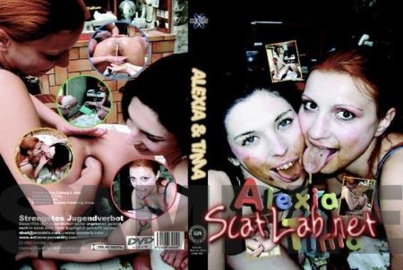 Piss, Kiss & Shit In Paris (Alexia Cage, Tima, Julia) Scat / Movies [DVDRip] Scat Films