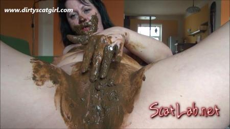 Today a Hearty Breakfast 3 (Victoria) Scat / Video [HD 1080p] Dirty Scat Girl