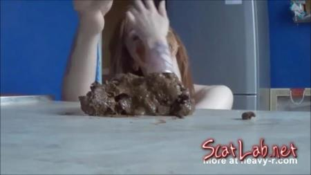 Big Stinky Pile On My Face (Dirty Betty) Scat / Amateur [SD 540p] Sweet Betty Parlour