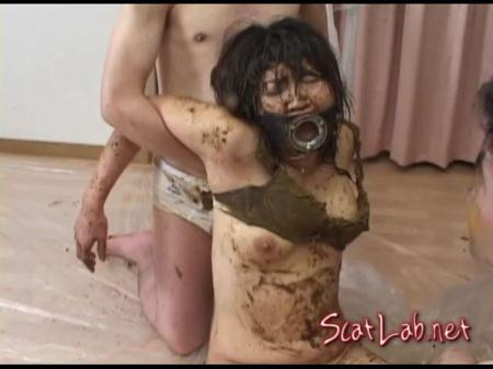 Lady's First Fecal Episode C (Feces People 9) Scat Rape / Japan Scat [SD] Collector
