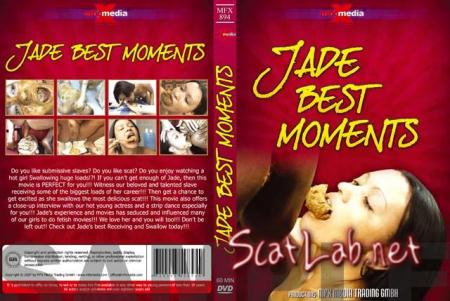 Mfx-894 Jade's Best Moments (Jade and her friends) Shit / Lesbian Scat [SD] MFX Media Trading GmbH Production