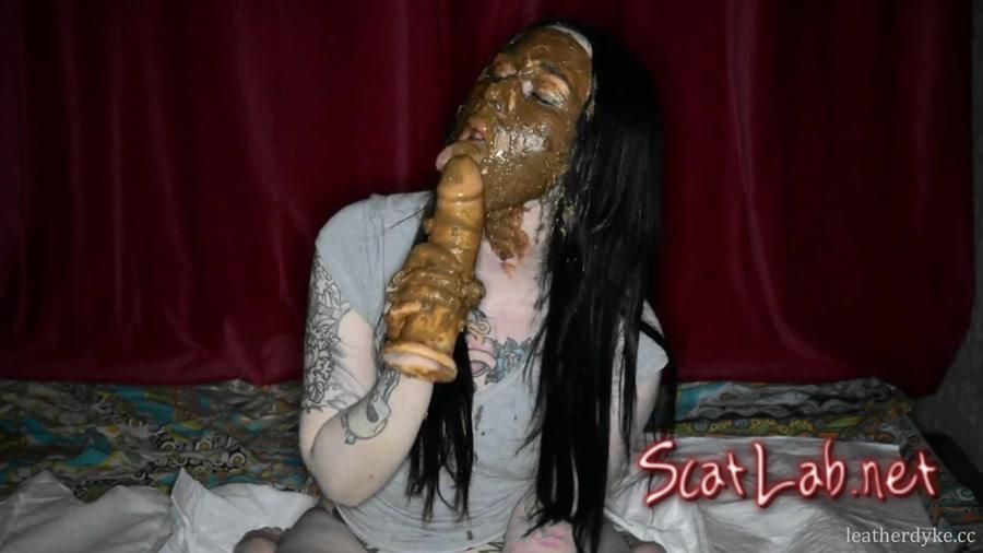 Food From My Ass On My Face With Dildo (SweetBettyParlour (DirtyBetty)) Scat / Enema [FullHD 1080p] Scatshop