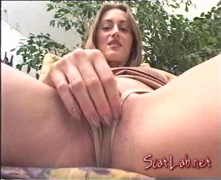 Plastic Bags (Fanny Steel) Scat / Germany [SD] SG Video