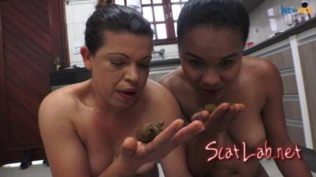Scat For 2 (NewMFX Scat in Brazil) Scat / Fetish [FullHD 1080p] Defecation Extreme