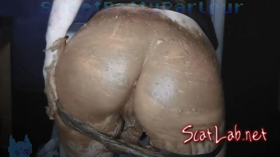 SMPL Laxative Pantypooping (SweetBettyParlour) Shit / Poop [HD 720p] Extreme Scat