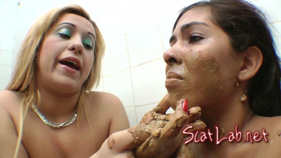 Eat Scat Real Hard Dominated (Debora Gaucha) Scat / Domination [FullHD 1080p] SG-Video