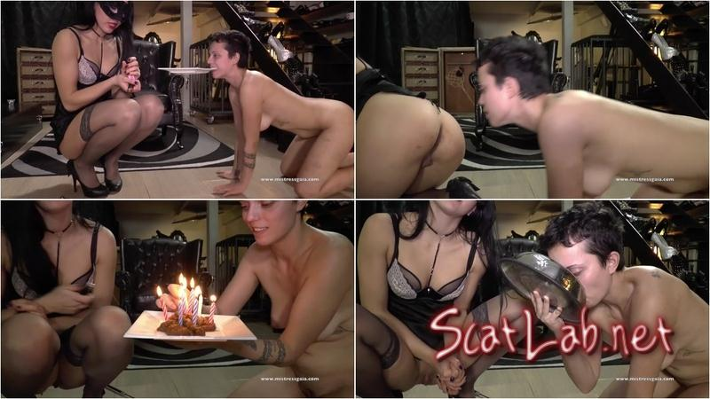 HAPPY BIRTHDAY NIKY (Mikaela Wolf) Big Pile, Dirty, Scat [HD 720p]