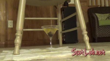 Mistress Erica's Extra Dirty Martini (EricaKay) Scat / Poo [FullHD 1080p] Scatshop