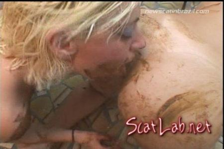Scat Nurses 22 (Brown Karina) Toilet Slavery, Domination, Scat [SD]