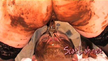 hit Girl Extreme Scat (Veronica Moser) Domination Scat [SD]