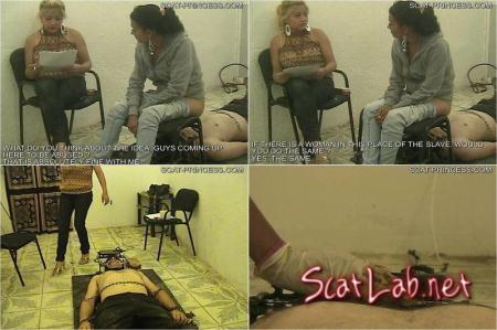 INTERVIEW (BRITANY) Domination Scat [SD]