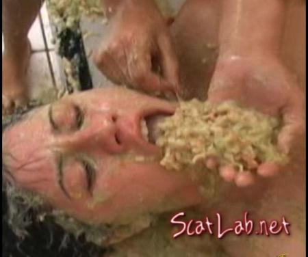 Training the Employees 2 (Roxana) Vomit Brazil [SD]