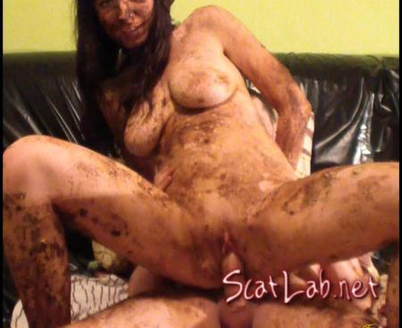 Sexy, Unimaginable Part 5 (Matilda Filihy) Poopping, Shitting, Big pile, Scat [FullHD 1080p]