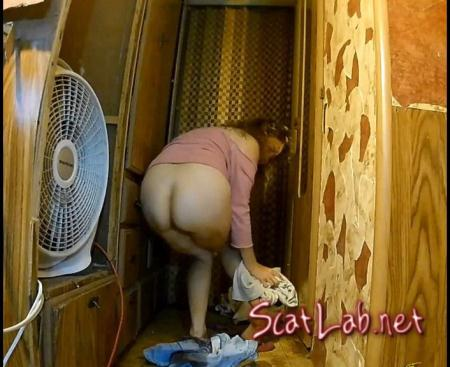 Desperate Locked Out Light Jeans Poop (ScatGoddess) Desperation, Panty, Jean Pooping [FullHD 1080p]
