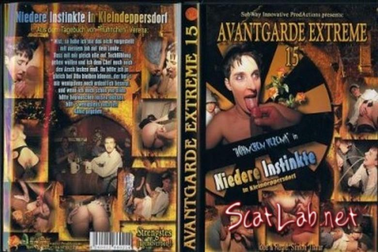 Avantgarde Extreme 15 (Girls from KitKatClub) Scat / Domination [DVDRip] SubWay Innovate ProdAction