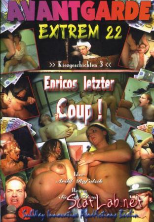 Avantgarde Extreme 22 (Girls from KitKatClub) Scat / Domination [DVDRip] SubWay Innovate ProdAction