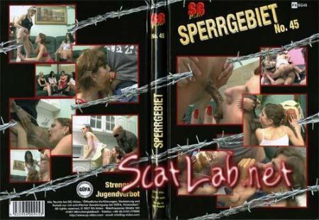 Sperrgebiet No. 45 (ShitGirl) Sex Scat, Germany [DVDRip] SG studio