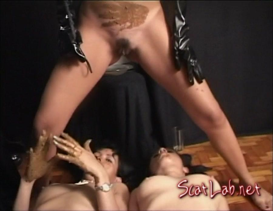 Brasilian Extreme Scat Movie No.11 (SILVIA) Scat Humiliation [DVDRip] SG-Video