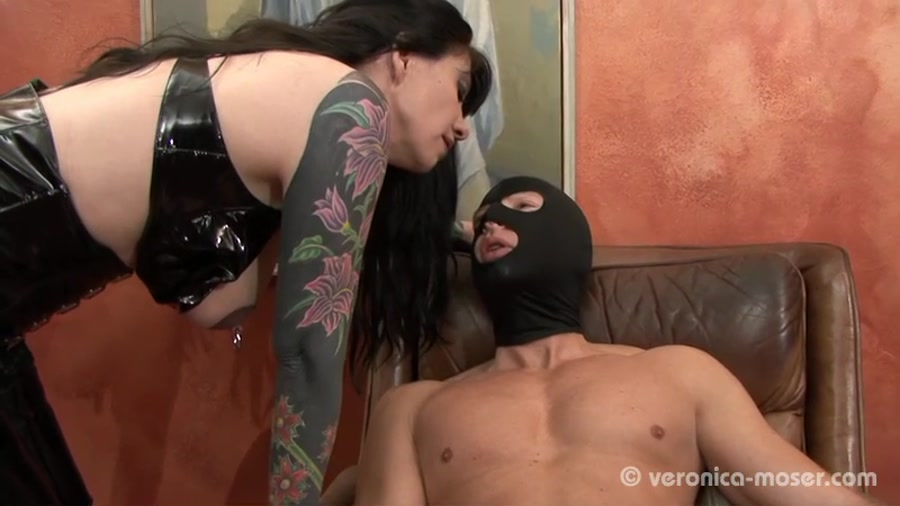 The Bitch (Veronica Moser) Germany, Femdom Scat, Shitting [SD] Scatting