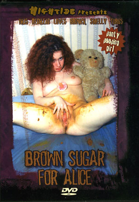 Brown Sugar for Alice (Alice) Amateurs Scat, Young Scat Girls [SD] Hightide Video