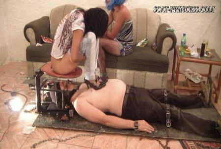 Using toiletslave is good, forced consumtion is better resound (ShitGirls) Austria, Femdom Scat [SD] Scatprincess.de