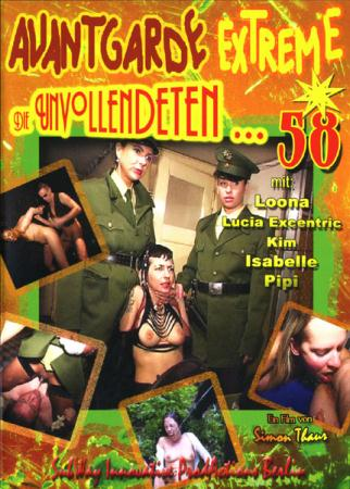 Avantgarde Extreme 58 (Loona, Donna Excentric) Germany, Sex Scat [DVDRip] KitKat