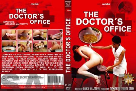 MFX-1243 The Doctor's Office (Tatthy, Lizandra) Enema, Scat, Brazil [DVDRip] MFX Media Production