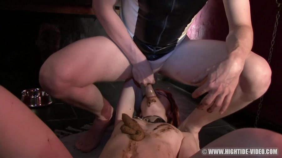 LITTLE SCAT RIDING HOOD (Mia, Marlen, Kelly, 1 male) Scat, Fetis [HD 720p] Hightide-Video