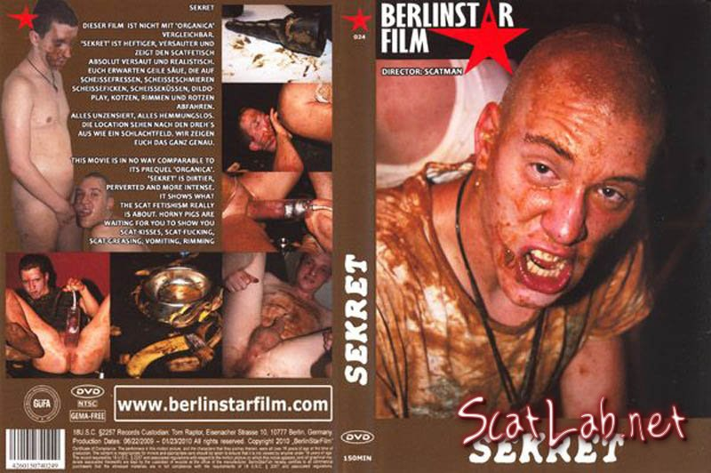 Sekret (Scatman) Germany, Gay Scat [DVDRip] Berlin Star Film