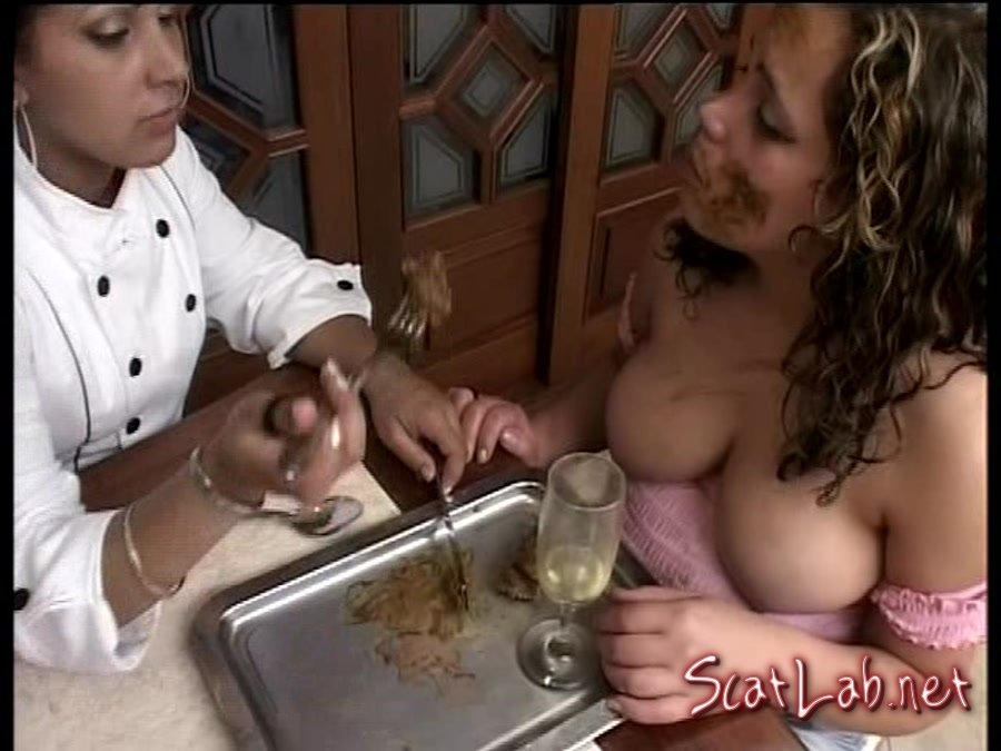 Forced To Swallow Scat 1 (ShitGirls) Scat, Amateur [DVDRip] SG Video