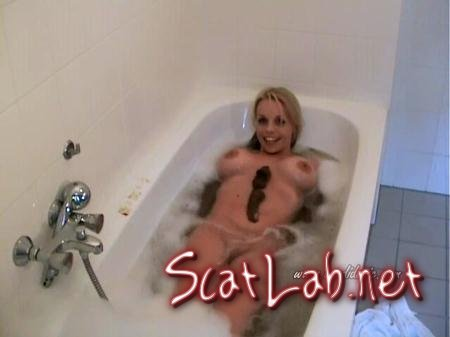 In The Bath Again (Ana Didovic) Solo Scat / Netherlands [SD] DatingRealGirls