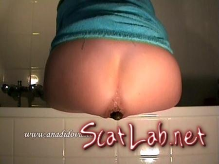 Hardly Dry (Ana Didovic) Solo Scat / Netherlands [SD] DatingRealGirls