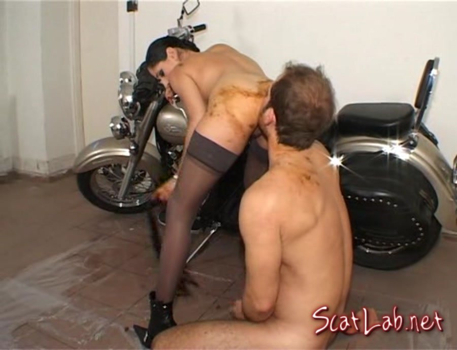 Scatting Part 1 (Shitmaster 11) Scatology, Sex Scat [DVDRip] Z-factor