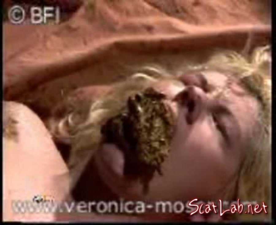 The younger years (Veronica Moser) Tasty copro, Domination [SD] Workprobe