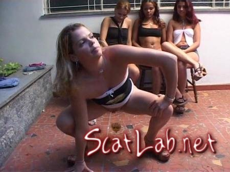 Forced To Swallow Scat 3 (ShitGirls) Lezdom Scat [DVDRip] SG Video