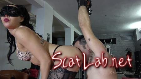 GAGGING FOR MY SHIT (MISTRESS GAIA) Scatting, Domination [FullHD 1080p] Femdom Scat