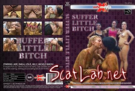 [SD-4201] Suffer Little Bitch (Jade, Darla, Leslie, Milly, Michele Baroni) Domination, Brazil [HDRip] MFX Media