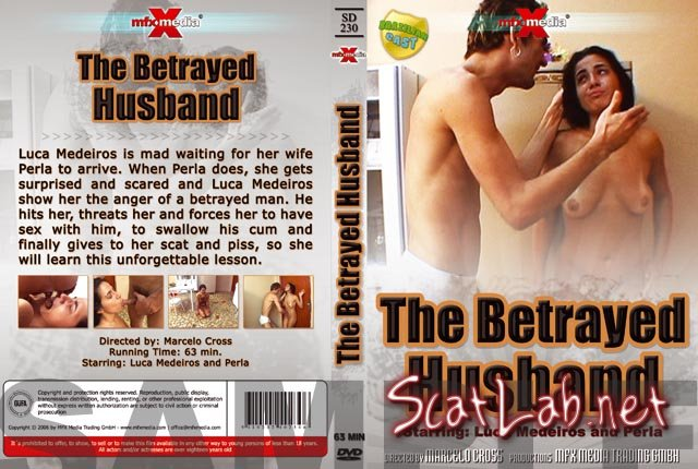 [SD-230] - The Betrayed Husband (Luca, Perla) Humiliation, Vomit, Lesbian [DVDRip] MFX Media