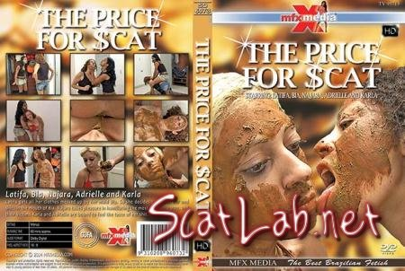 SD-6073 The Price for Scat (Latifa, Bia, Najara, Adrielle, Karla) Vomit, Domination [HDRip] MFX Media