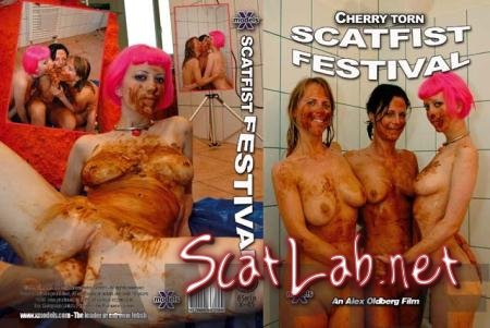 Scatfist Festival (Cherry Torn, Isabelle) Scat, Lesbians, Fisting [DVDRip] X-Models