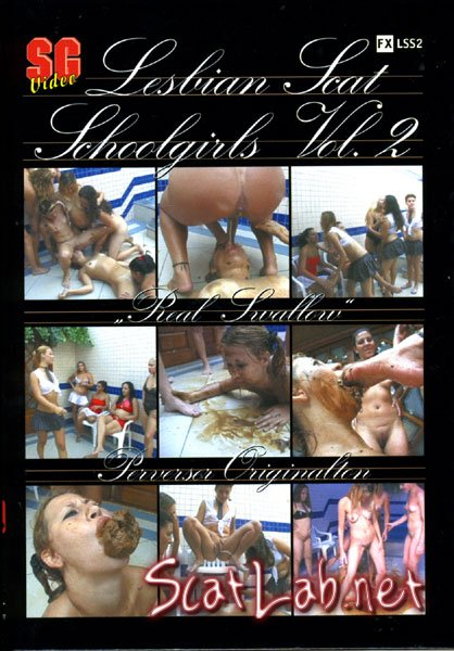 Lesbian Scat Schoolgirls 2 (Brazilian Amateur Girls) Domination, Germany [DVDRip] SG-Video