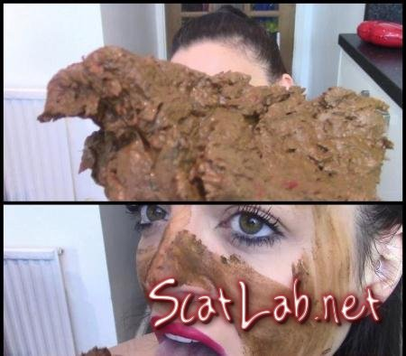 Smearing My Leather With Shit (Evamarie88) Milf, Smearing, Solo [FullHD 1080p] Poop Videos