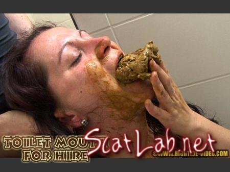 TOILET MOUTH FOR HIRE (Victoria, Mia) Lesbians, Group [HD 720p] Hightide-Video