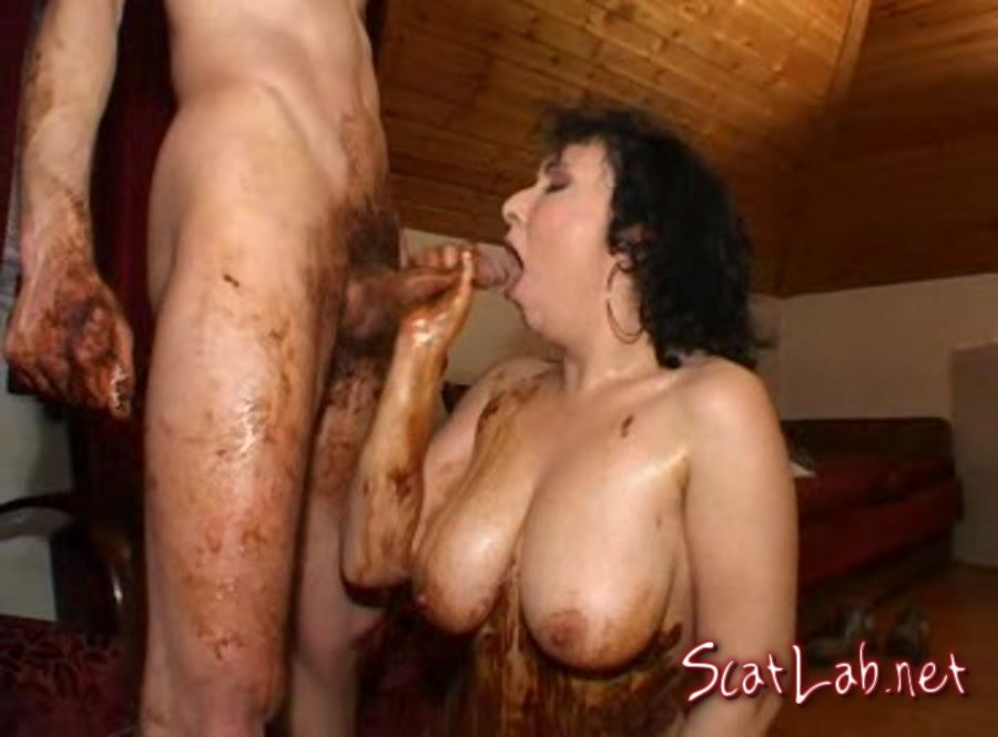 SHITMASTER 10 (Shit Milf) Scat Fuck, Anal, Germany [DVDRip] Z-factor