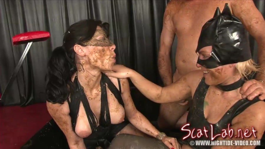 Pushing the Limits 2 (Regina Bella, Gina) Enema, Latex [HD 720p] Hightide-Video