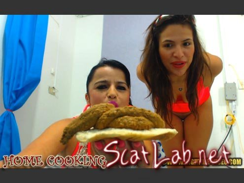 HOME COOKING (Messy Paula, Scatdoll)  [HD 720p] Hightide-Video